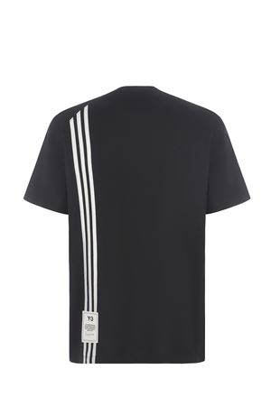 T-shirt Y-3 in cotone Y-3 | 8 | H16334BLACK