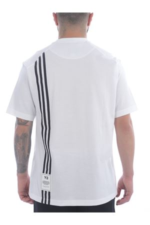 T-shirt Y-3 in cotone Y-3 | 8 | H16335WHITE