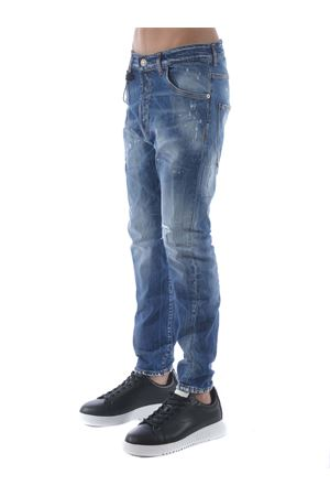 Jeans Yes London in denim stretch YES LONDON | 24 | XJ2939TWIST
