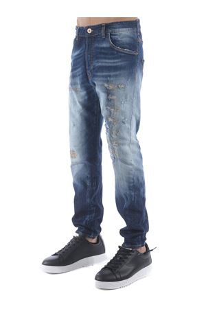 Yes London jeans in stretch denim YES LONDON | 24 | XJ2941TWIST