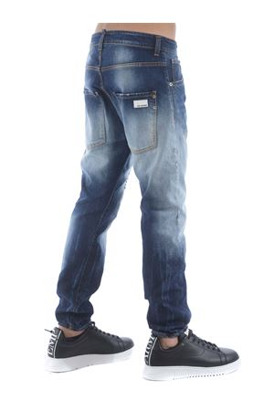 Jeans Yes London in denim stretch YES LONDON | 24 | XJ2941TWIST