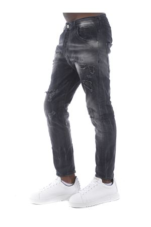 Jeans Yes London in denim stretch YES LONDON | 24 | XJ2954TWIST