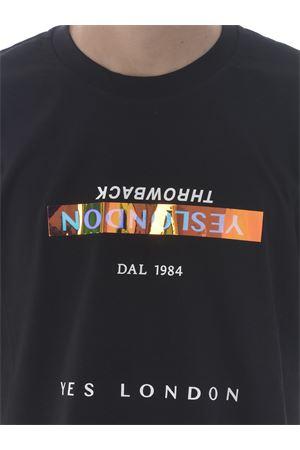 Yes London cotton T-shirt YES LONDON | 8 | XM3866NERO
