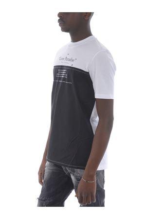 Yes London cotton T-shirt YES LONDON | 8 | XM3869BIANCO