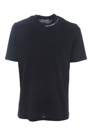 T-shirt Yes London in cotone YES LONDON | 8 | XM3870NERO