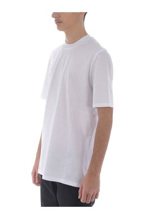 T-shirt Yes London in cotone YES LONDON | 8 | XM3875BIANCO