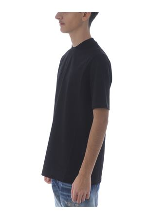 T-shirt Yes London in cotone YES LONDON | 8 | XM3875NERO