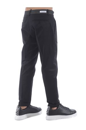 Yes London stretch cotton trousers YES LONDON | 9 | XP2850NERO