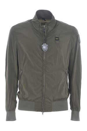 Blauer jacket in garment dyed BLAUER | 13 | BLUC040095335-683