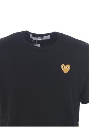 T-shirt Comme des Garçons Play COMME des GARCONS | 8 | T216BLACK