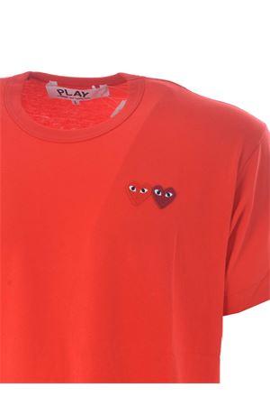 T-shirt Comme des Garçons Play COMME des GARCONS | 8 | T226RED
