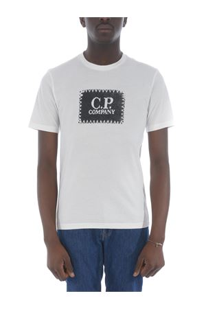 C.P. T-shirt Company in cotton