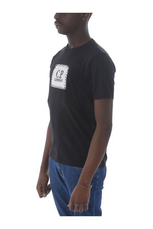 C.P. T-shirt Company in cotton C.P. COMPANY | 8 | MTS140A005100W-999