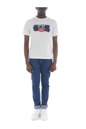 C.P. T-shirt Company in cotton C.P. COMPANY | 8 | MTS147A005100W-103