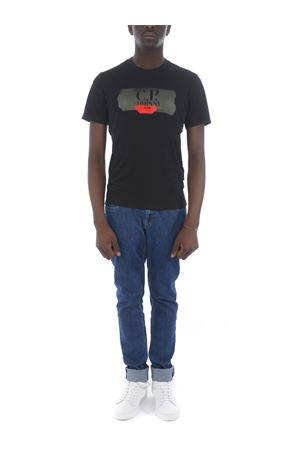 T-shirt C.P. Company C.P. COMPANY | 8 | MTS147A005100W-999