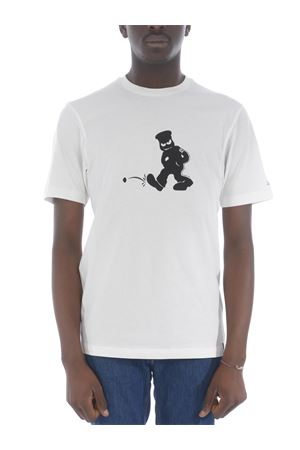 C.P. T-shirt Company in cotton C.P. COMPANY | 8 | MTS283A005318W-103