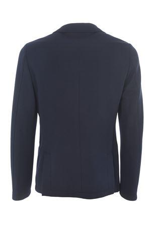 Daniele Alessandrini jacket in honeycomb jersey D.A. DANIELE ALESSANDRINI | 3 | G2773N726-23