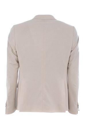 Gray Daniele Alessandrini jacket in viscose blend D.A. DANIELE ALESSANDRINI | 3 | G3151N952-15