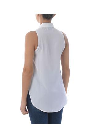 Dondup top in silk blend DONDUP | 40 | DC109SF0050XXX-000