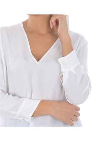 Dondup blouse in silk blend DONDUP | -96357801 | DC124SF0050XXX-000