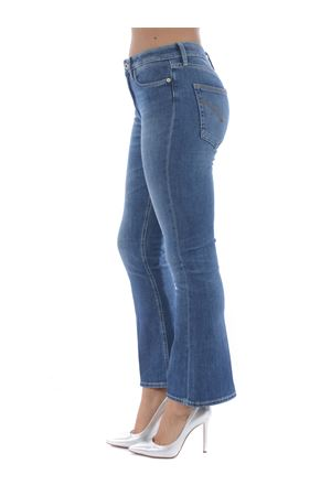 Dondup Amanda jeans in super stretch denim DONDUP | 24 | DP449DS0268AB5-800
