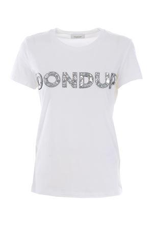 T-shirt Dondup logo DONDUP | 8 | S007JS0241ZB9-000