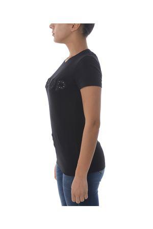 T-shirt Dondup logo DONDUP | 8 | S007JS0241ZE2-999