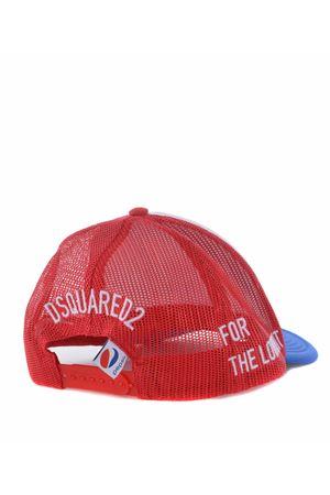 Cappello baseball Dsquared2 x Pepsi DSQUARED | 26 | BCM03221Y03073-M1915
