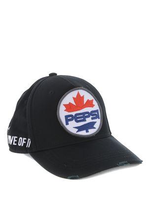Cappello baseball Dsquared2 x Pepsi DSQUARED | 26 | BCM03225C03071-2124