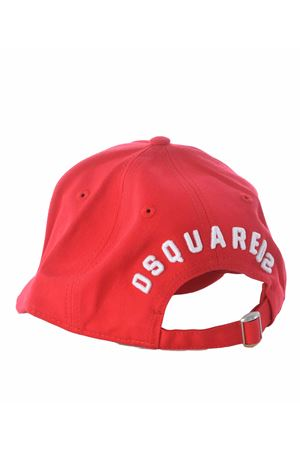 Cappello baseball Dsquared2 Icon DSQUARED | 26 | BCM400105C00001-M068