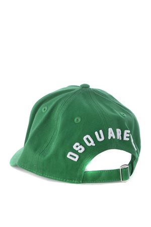 Cappello baseball Dsquared2 in Icon DSQUARED | 26 | BCM400105C00001-M1447