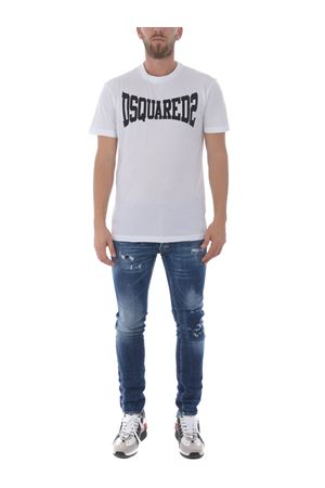 T-shirt Dsquared2 DSQUARED | 8 | S71GD0918S21600-100