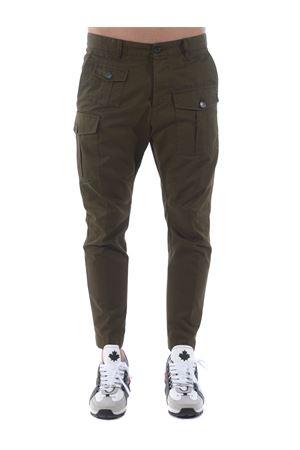 Pantaloni cargo Dsquared2 DSQUARED | 9 | S74KB0382S41794-728