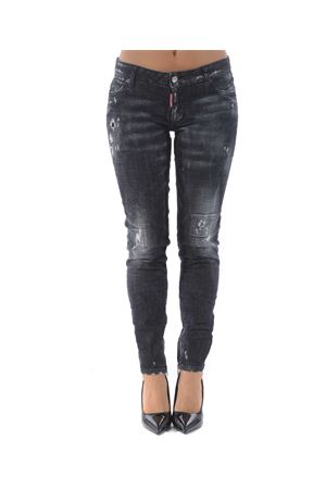 Jeans Dsquared2 medium waist skinny DSQUARED | 24 | S75LB0264S30357-900