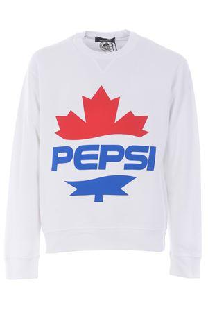 Felpa Dsquared2 x Pepsi DSQUARED | 10000005 | S78GU0039S25030-100
