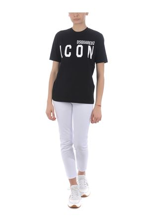 T-shirt Dsquared2 Icon DSQUARED | 8 | S80GC0001S23009-980
