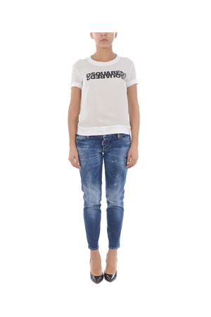 Jeans Dsquared2 jennifer cropped jean DSQUARED | 24 | S80LA0006S30663-470