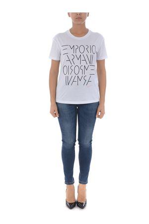 T-shirt Emporio Armani EMPORIO ARMANI | 8 | 3H2T7B2JSYZ-0100