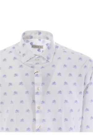 Etro Spread shirt in cotton ETRO | 6 | 129086039-990