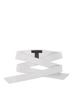 Cintura a fascia Federica Tosi FEDERICA TOSI | 22 | CT122WHITE