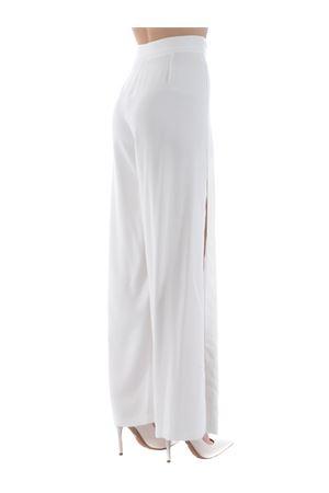 Pantaloni palazzo Federica Tosi FEDERICA TOSI | 9 | PA020WHITE