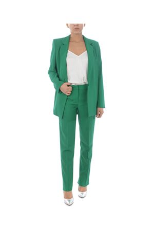 Pantaloni Federica Tosi FEDERICA TOSI | 9 | PA102GREEN