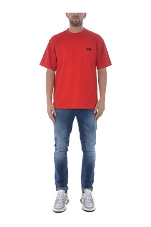 T-shirt GCDS basic GCDS | 8 | CC94M021001RED