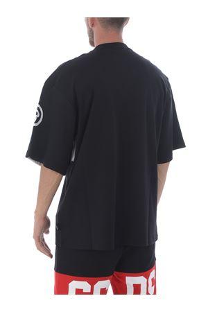 T-shirt GCDS macro logo GCDS | 8 | CC94M021006BLACK