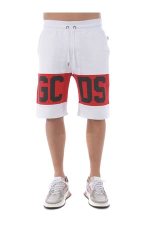 band logo GCDS | 30 | CC94M031004WHITE
