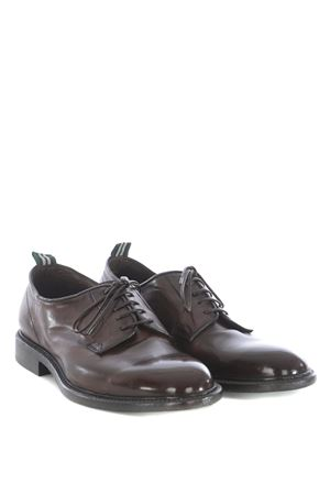Derby Green George in pelle GREEN GEORGE | 12 | 3029MAREMMA-432