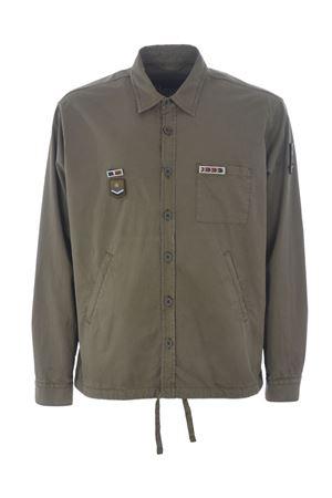 Camicia Herno tigri shirt HERNO   6   GI019113211-7730