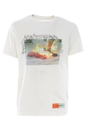 T-shirt Heron Preston x Sami Miro Vintage HERON PRESTON | 8 | HMAA004S209140370188
