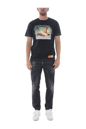 T-shirt Heron Preston x Sami Miro Vintage HERON PRESTON | 8 | HMAA004S209140371088