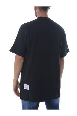 T-shirt Heron Preston waffle heron bold HERON PRESTON | 8 | HMAA010S209140131001